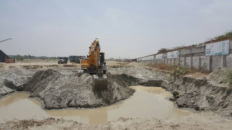 Images for Construction Status of Vihaan Golf Bay