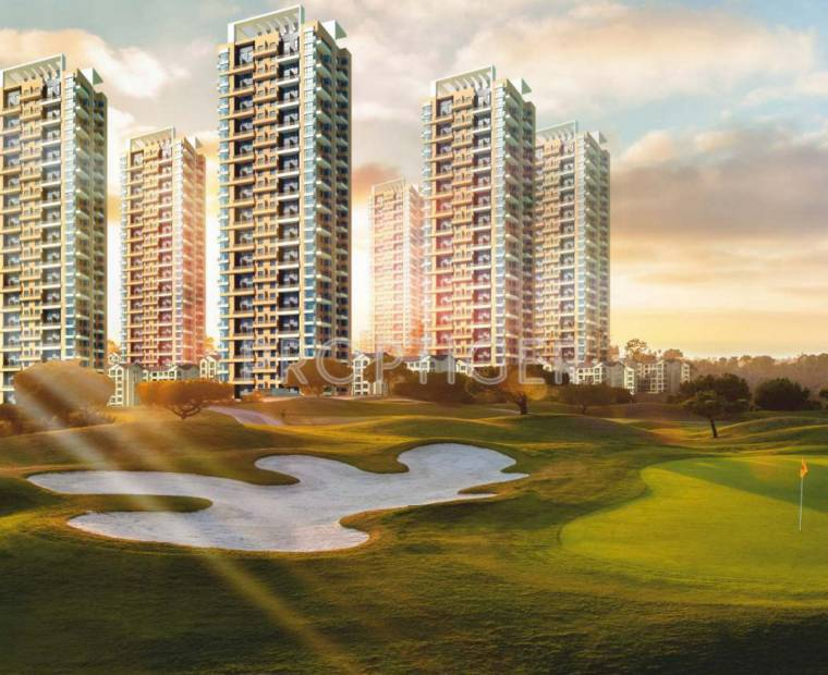 Images for Elevation of Vihaan Golf Bay