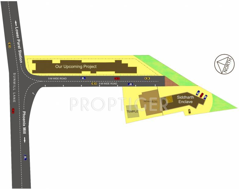 Images for Layout Plan of Siddharth Enclave