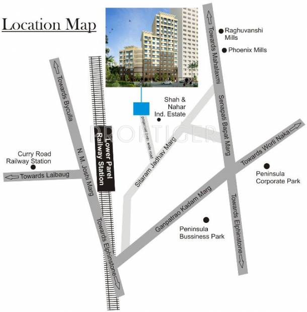 Images for Location Plan of Siddharth Enclave