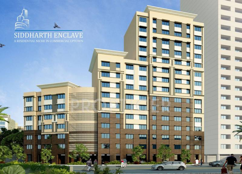 Images for Elevation of Siddharth Enclave