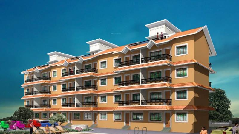 Images for Elevation of Chamunda Pamela Palms
