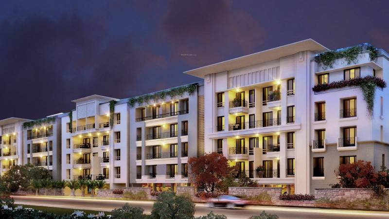 Images for Elevation of Luxora Treeline Apartment