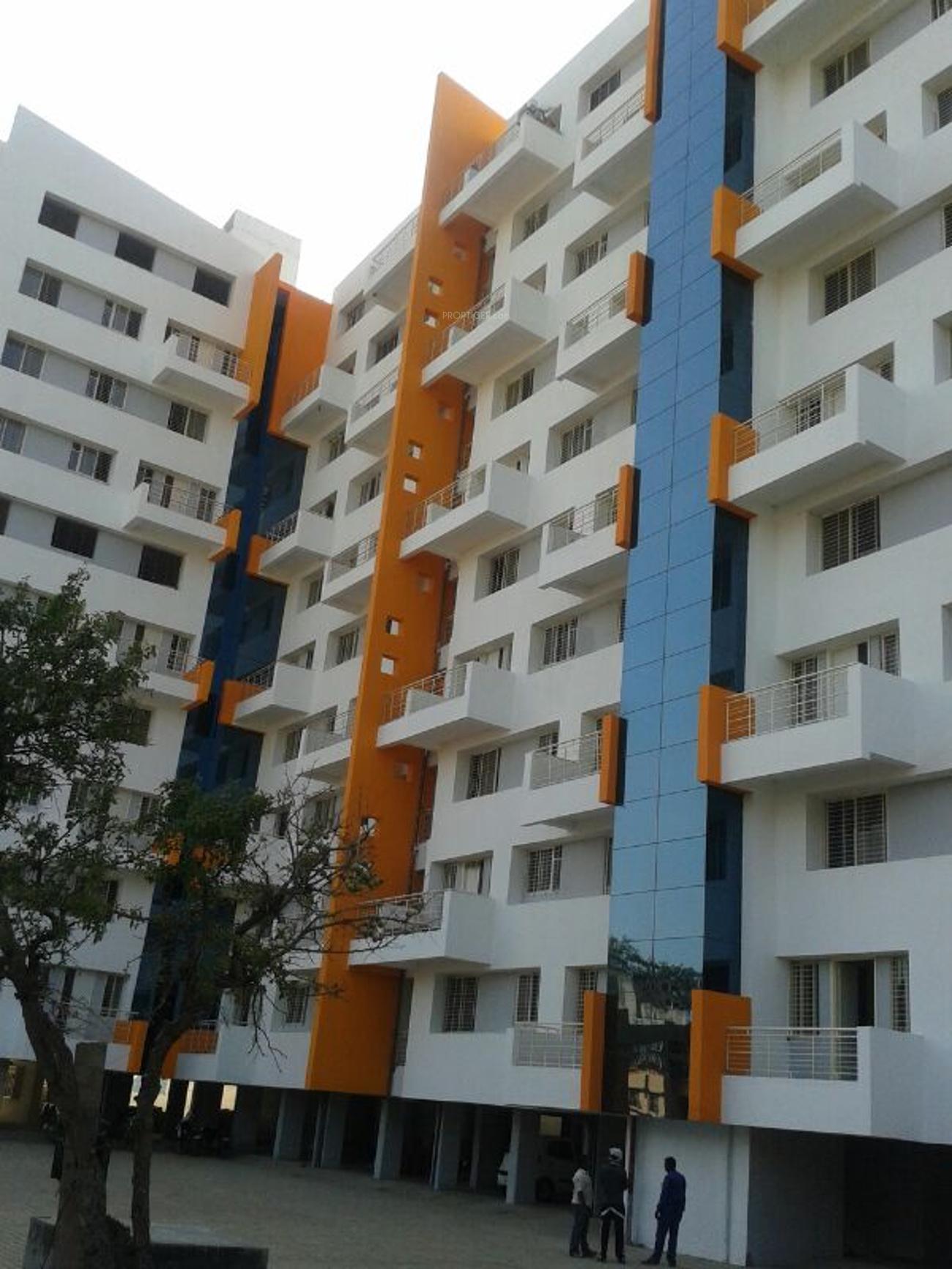 Khabiya Vakratunda Heights In Tarwala Nagar Nashik