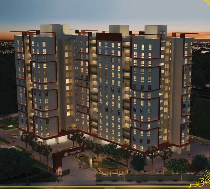 Images for Elevation of VBHC Serene Town