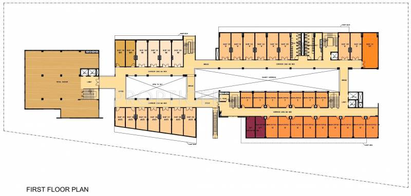 Images for Cluster Plan of Ireo Waterfront