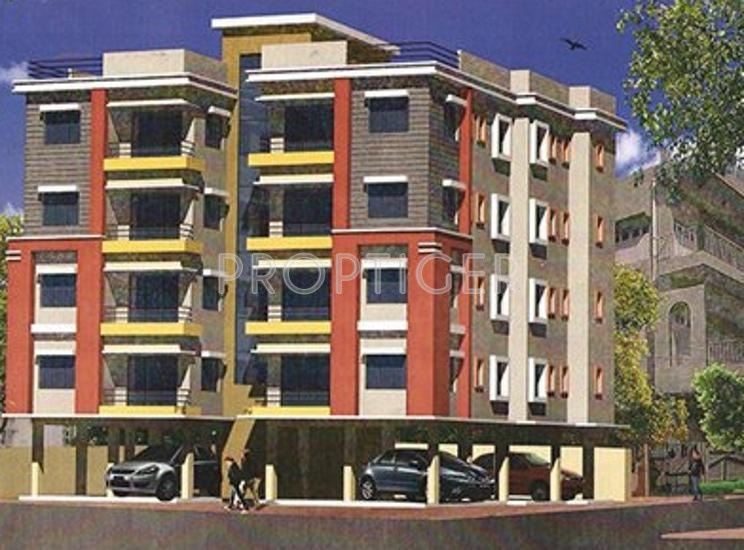 Images for Elevation of JS Abanti Apartment