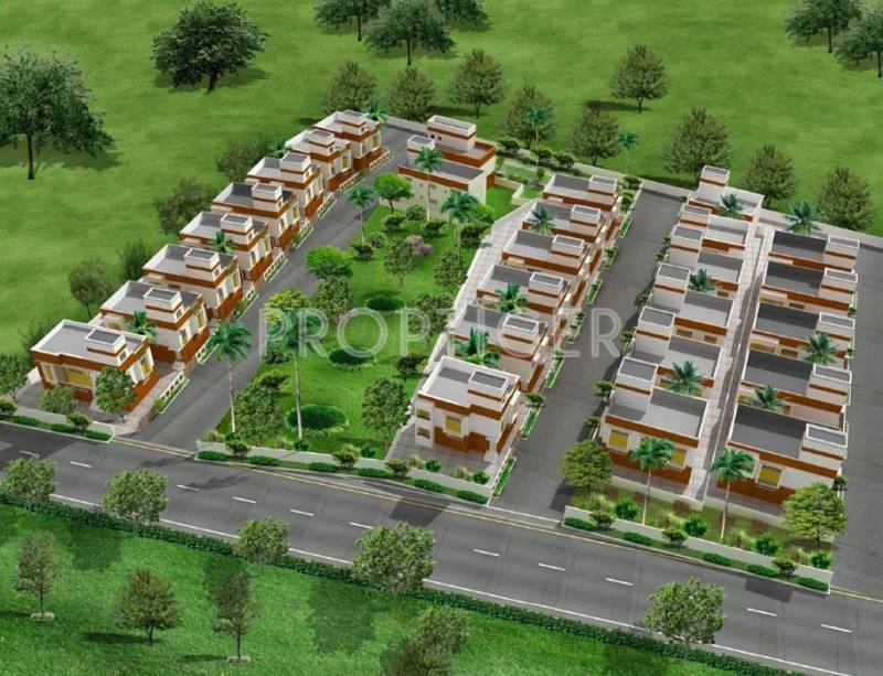 Images for Elevation of Srivatsa Hill View Villa