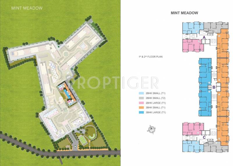 Images for Cluster Plan of TATA New Haven Ribbon Walk