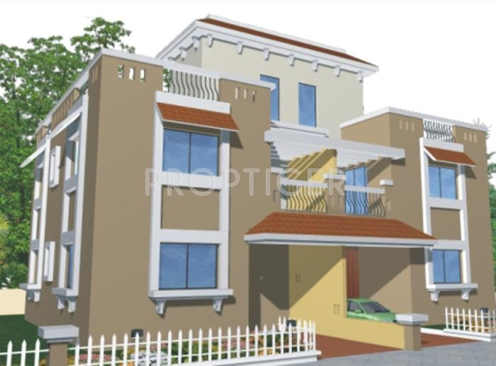 Images for Elevation of OM Developers Angel Hills Villa