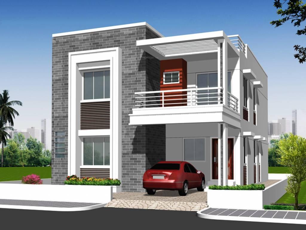 Floor Front Elevation Review : Mydearcity banalata in bidhannagar durgapur price