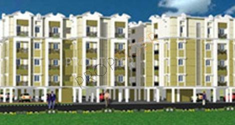 Images for Elevation of Ruby Ashok Manor Manickam Avenue