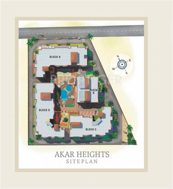 Images for Site Plan of Akar Heights