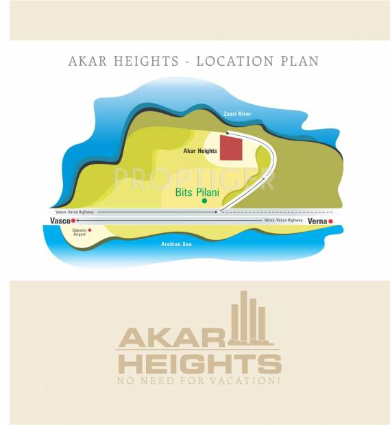 Images for Location Plan of Akar Heights