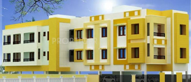 Devanayaki construction Anjalai Enclave View Elevation