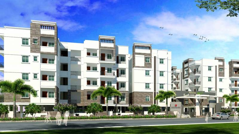Images for Elevation of Mahaveer Zephyr