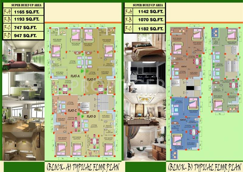 Images for Cluster Plan of Mahanagar Projects Shaila Residency