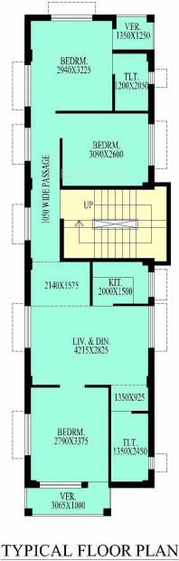Images for Cluster Plan of Pabitra Bishnu Kutir