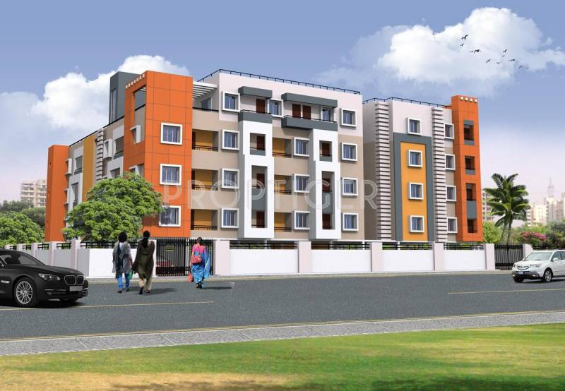 Images for Elevation of Essen Soumiya Enclave