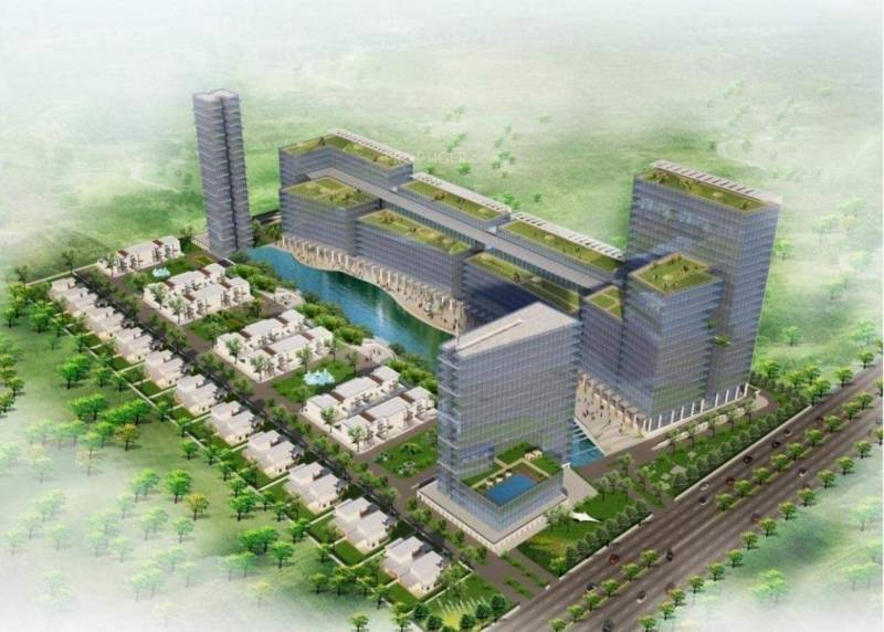 Images for Elevation of Unnati Fortune World Phase 2