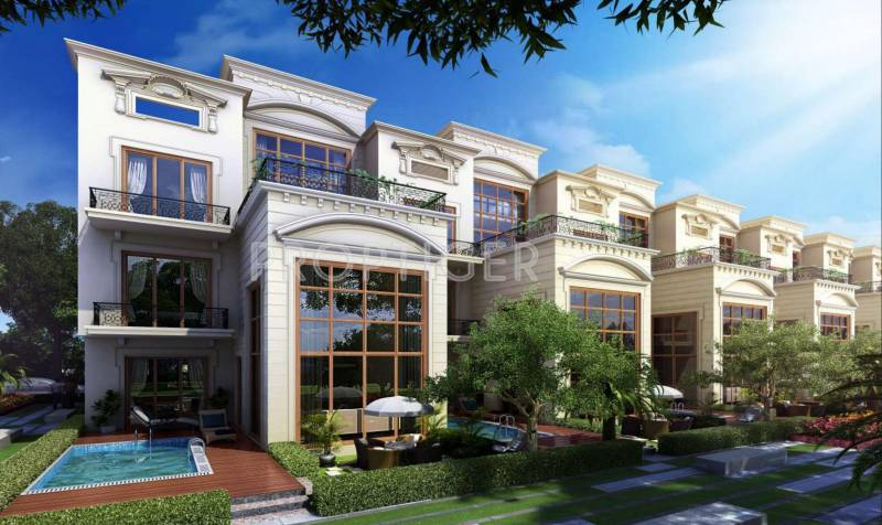 mirabella-villa Images for Elevation of Mahagun Mahagun Mirabella Villa