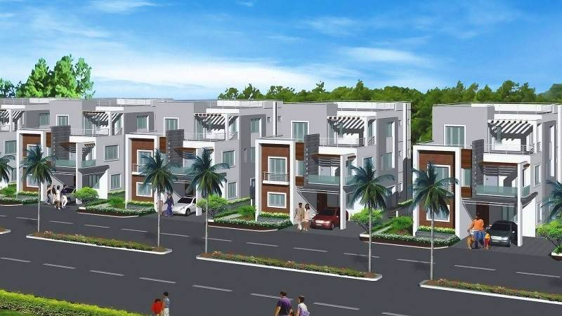 Images for Elevation of BSCPL Bollineni Homes Villa