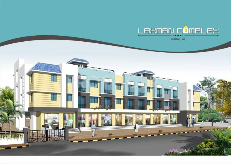 Images for Elevation of KVC Laxman Complex