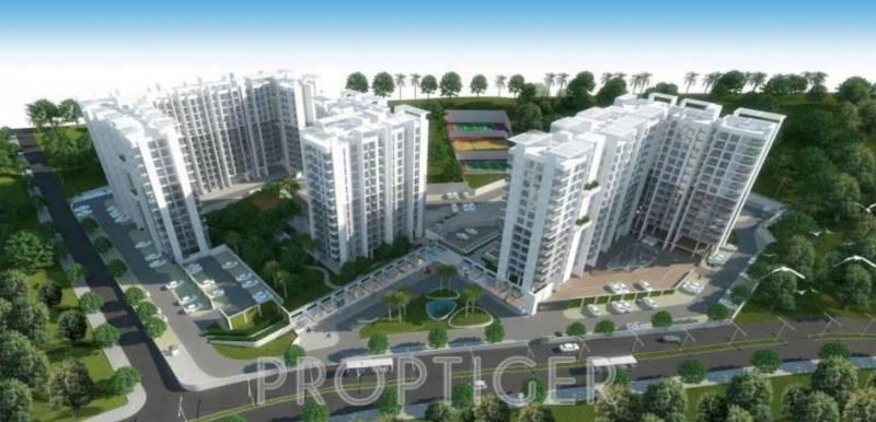 Images for Elevation of Godrej City Woods Panvel Ph 1