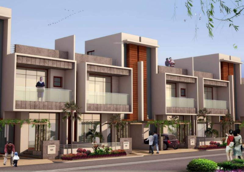 Images for Elevation of Mahima City Ville