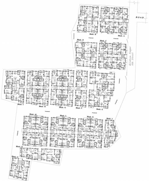 Images for Site Plan of Ruby Homes