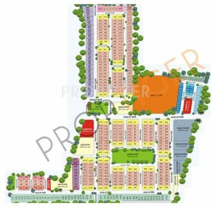 Images for Layout Plan of Finetech Prim Habitat