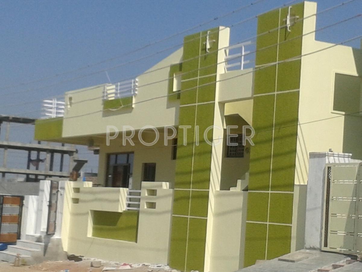 Ground Floor Elevation In Hyderabad : Sree hills constructions green homes in nadergul