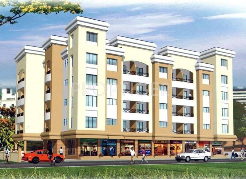 Shri Siddhivinayak Varad Laxmi Plaza Elevation