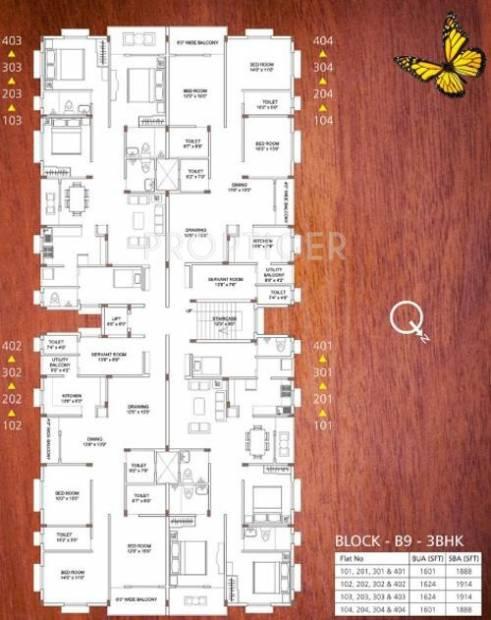 Images for Cluster Plan of Motwani MJ Woods