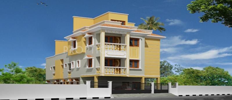 Images for Elevation of MGP Nandhini Villas