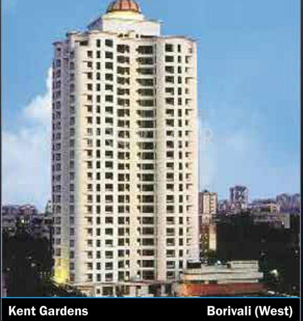 Mighty Kent Gardens In Borivali West Mumbai Price Location Map Cool Kent Garden Design Plans