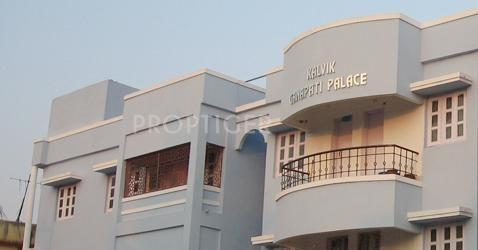 Images for Elevation of Kalvik Ganapati Palace