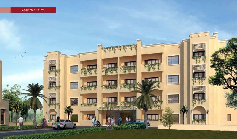 Images for Elevation of Prestige Silver Oak Apartment