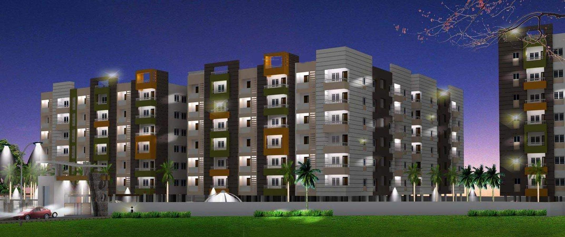 1360 sq ft 3 bhk 3t apartment for sale in hi tech promoters hi tech plaza annex khordha bhubaneswar. Black Bedroom Furniture Sets. Home Design Ideas