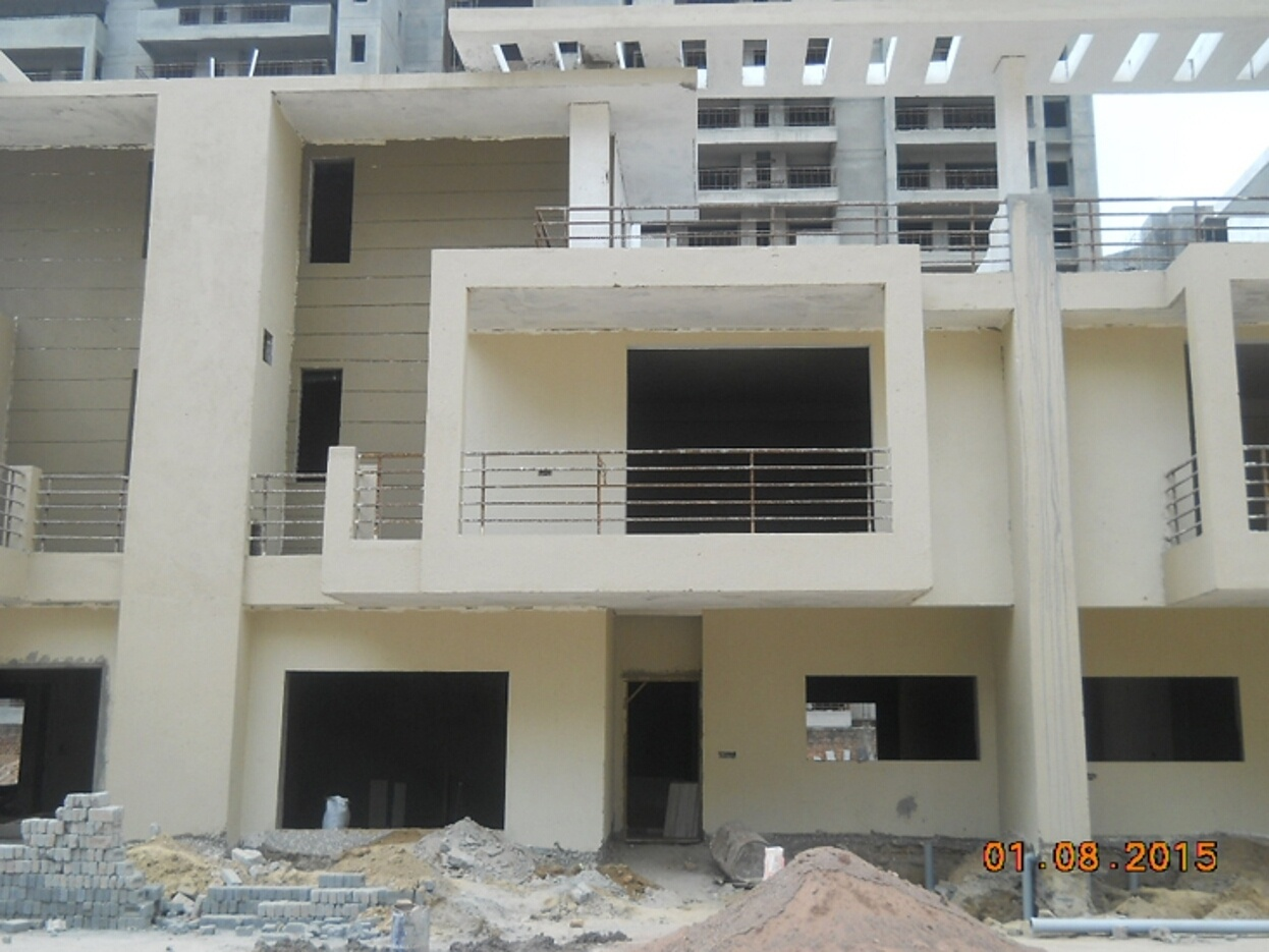 3754 Sq Ft 4 Bhk 4t Villa For Sale In Mapsko Group Casa