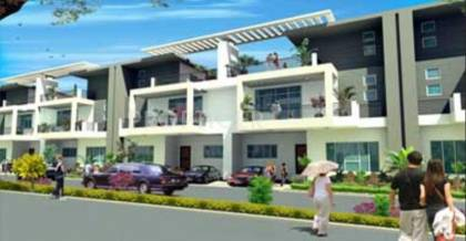 Images for Elevation of Mapsko Casa Bella Villas
