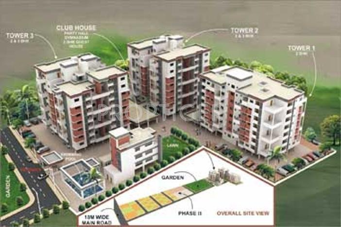 Images for Elevation of SDPL Shree Swaminarayan Enclave