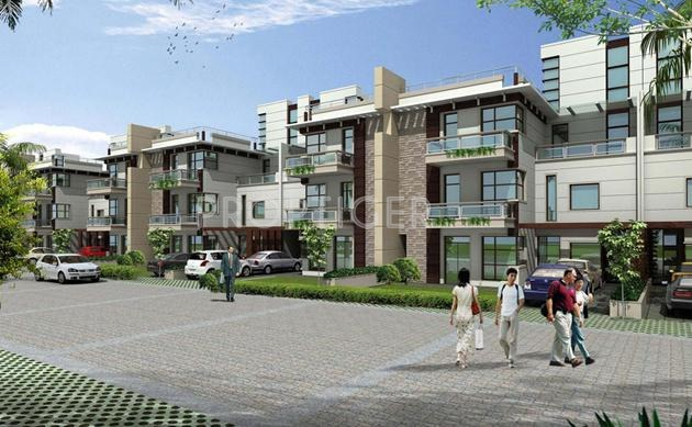 Images for Elevation of Tulip Ivory Villas