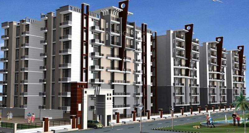 green-height-apartment Elevation