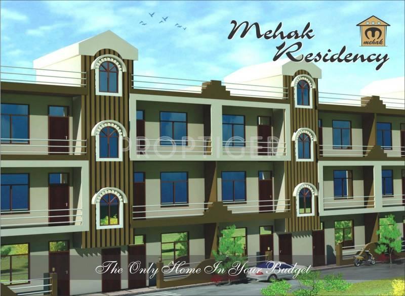 Mehak Infrastructure Residency Villa View Elevation