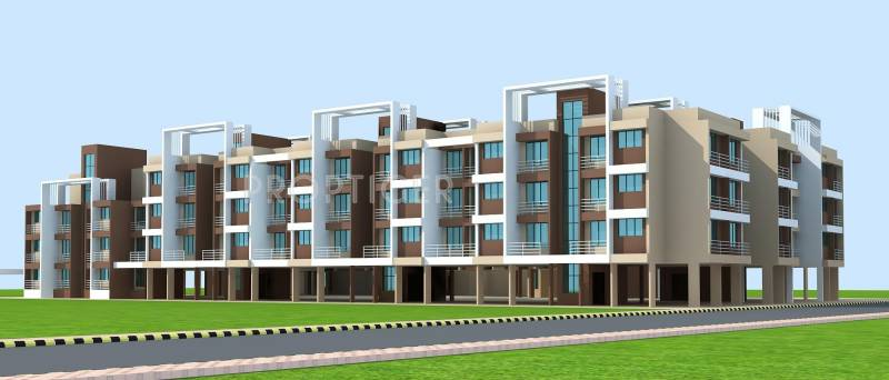 Images for Elevation of Roha Suncity Riviera