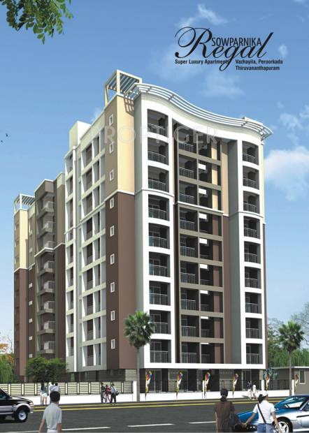 Images for Elevation of Sowparnika Projects Regal