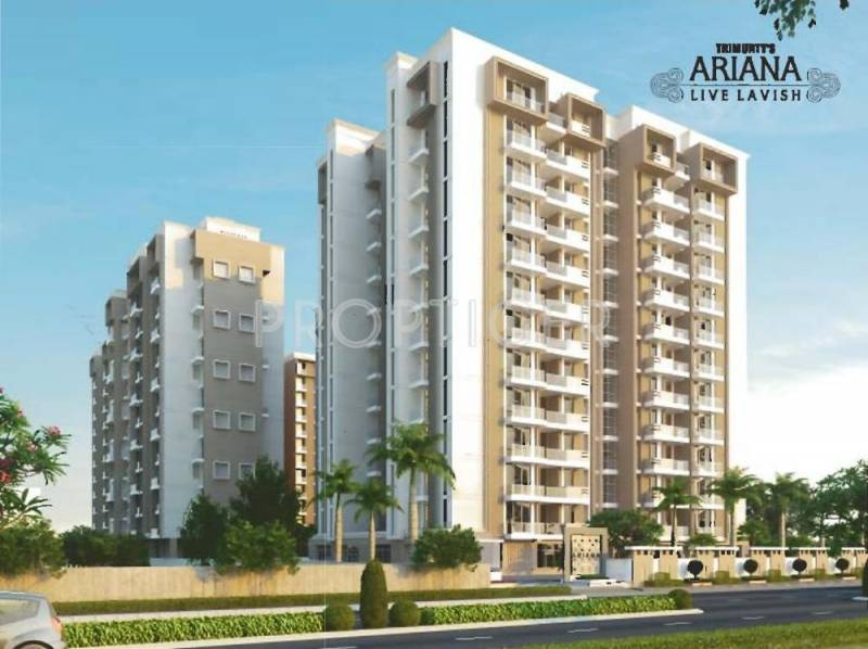 Images for Elevation of Trimurty Ariana