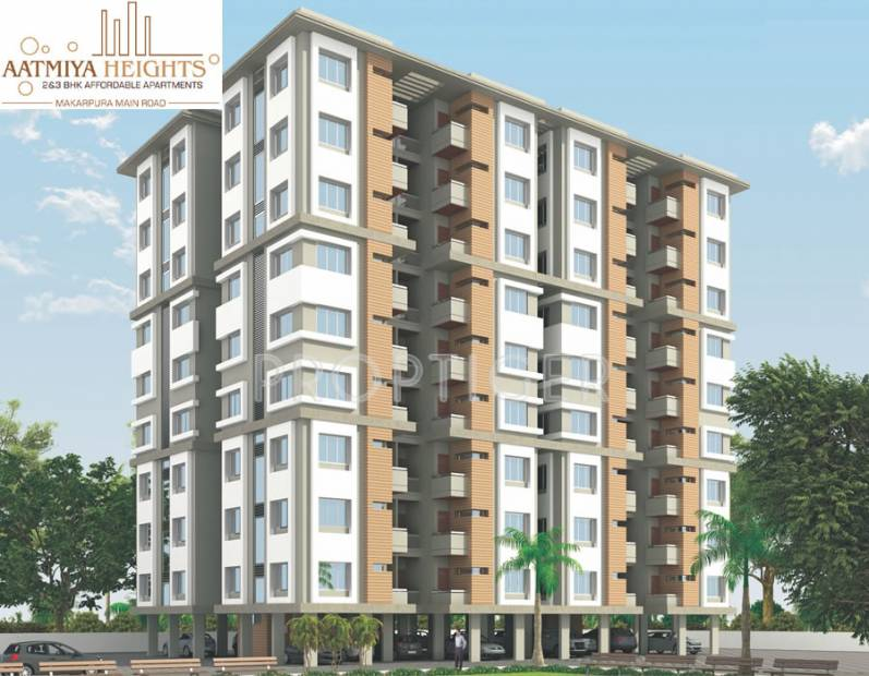 Images for Elevation of Aatmiya Heights