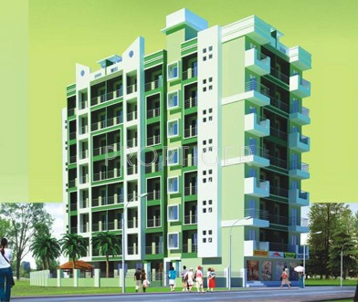 Images for Elevation of Hitesh Group Tower
